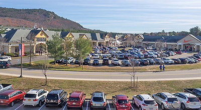 Settlers Green North Conway Outlets
